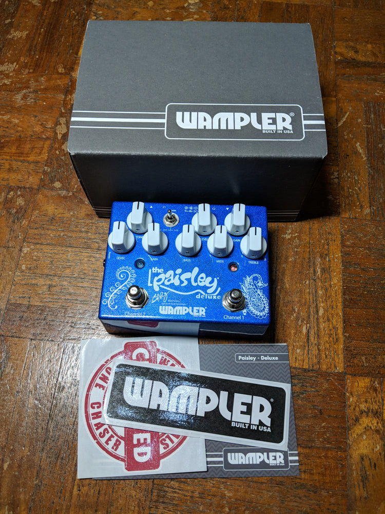 *Used* Wampler Paisley Deluxe