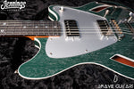 Jennings Guitars Catalina in Forest Green