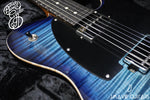 Patrick James Eggle Oz-T in Blue Burst