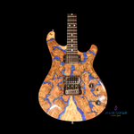 Knaggs Severn T3 Spalted Maple with Lapis Inlay