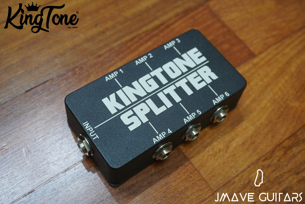 King Tone Guitar Splitter Box