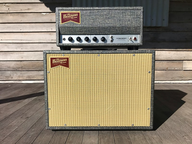 Benson Amps Oversized 1x12 Cabinet
