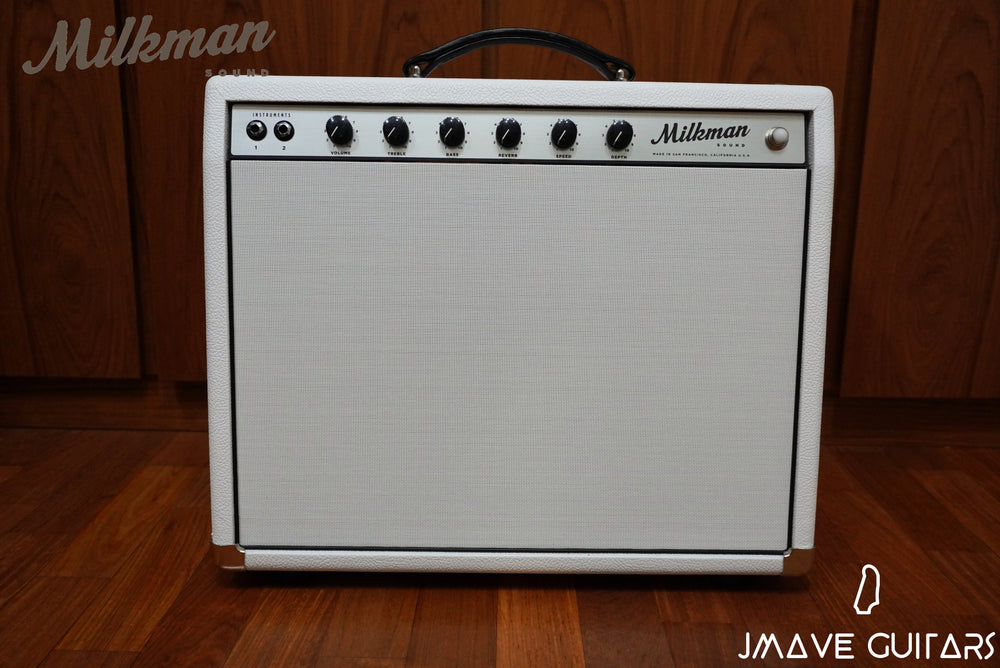Milkman Sound 20W Creamer in White 230V
