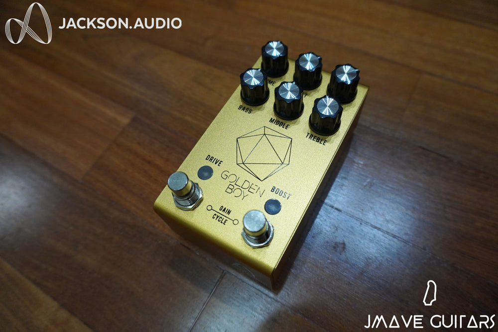 Jackson Audio Golden Boy