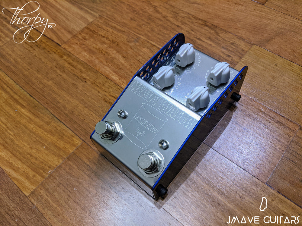 ThorpyFX HEAVY WATER Dual High Headroom Boost Pedal