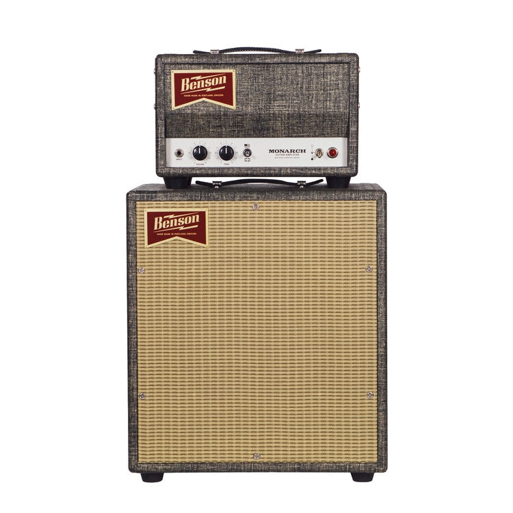 Benson Amps Monarch Head + Cab Deposit 30%