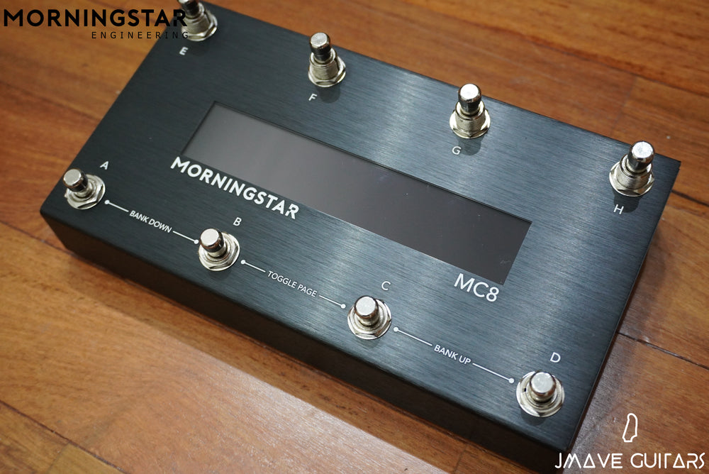 Morningstar Engineering MC8
