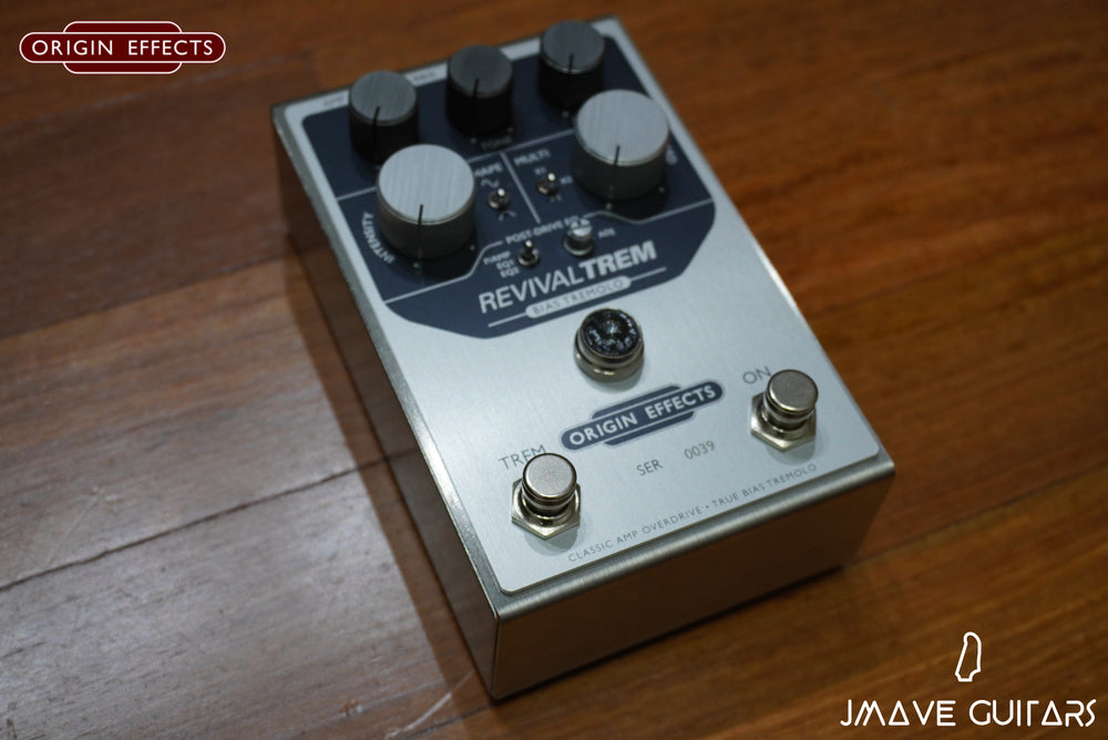 Origin Effects RevivalTREM Bias Tremolo