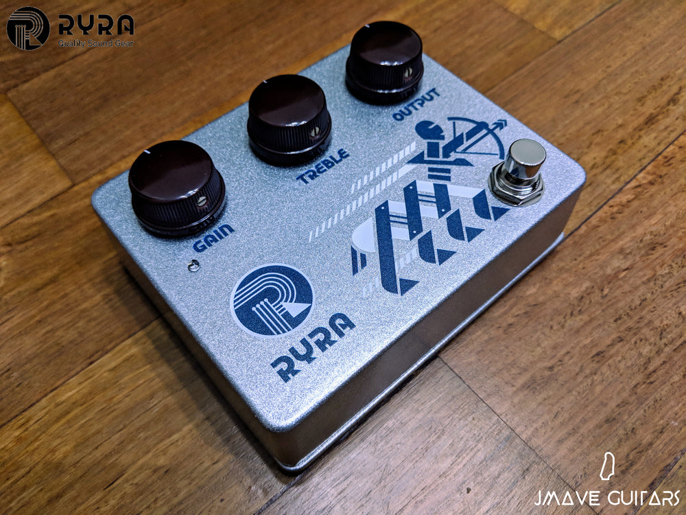 RYRA The Klone Pedal (Silver)