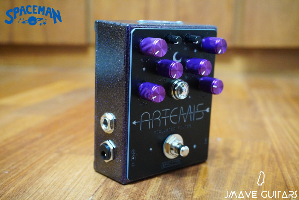 *LIMITED EDITION* Spaceman Effects Artemis in Purple Sparkle