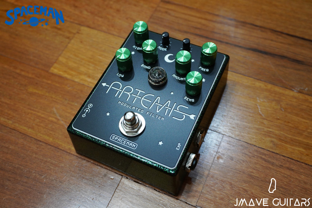 *LIMITED EDITION* Spaceman Effects Artemis in Uranium Sparkle