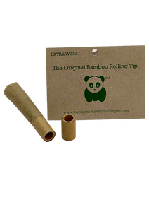 The Original Bamboo Rolling Tip™ - Single pack (50 pcs)