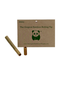 The Original Bamboo Rolling Tip™ - Single pack (10 pcs)