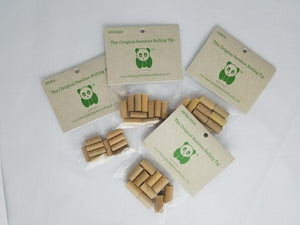 The Original Bamboo Rolling Tip™ - 2ct Pack - Box of 100 - Wholesale