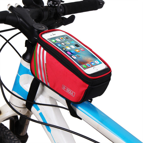 Waterproof Touch Screen Bike Bags