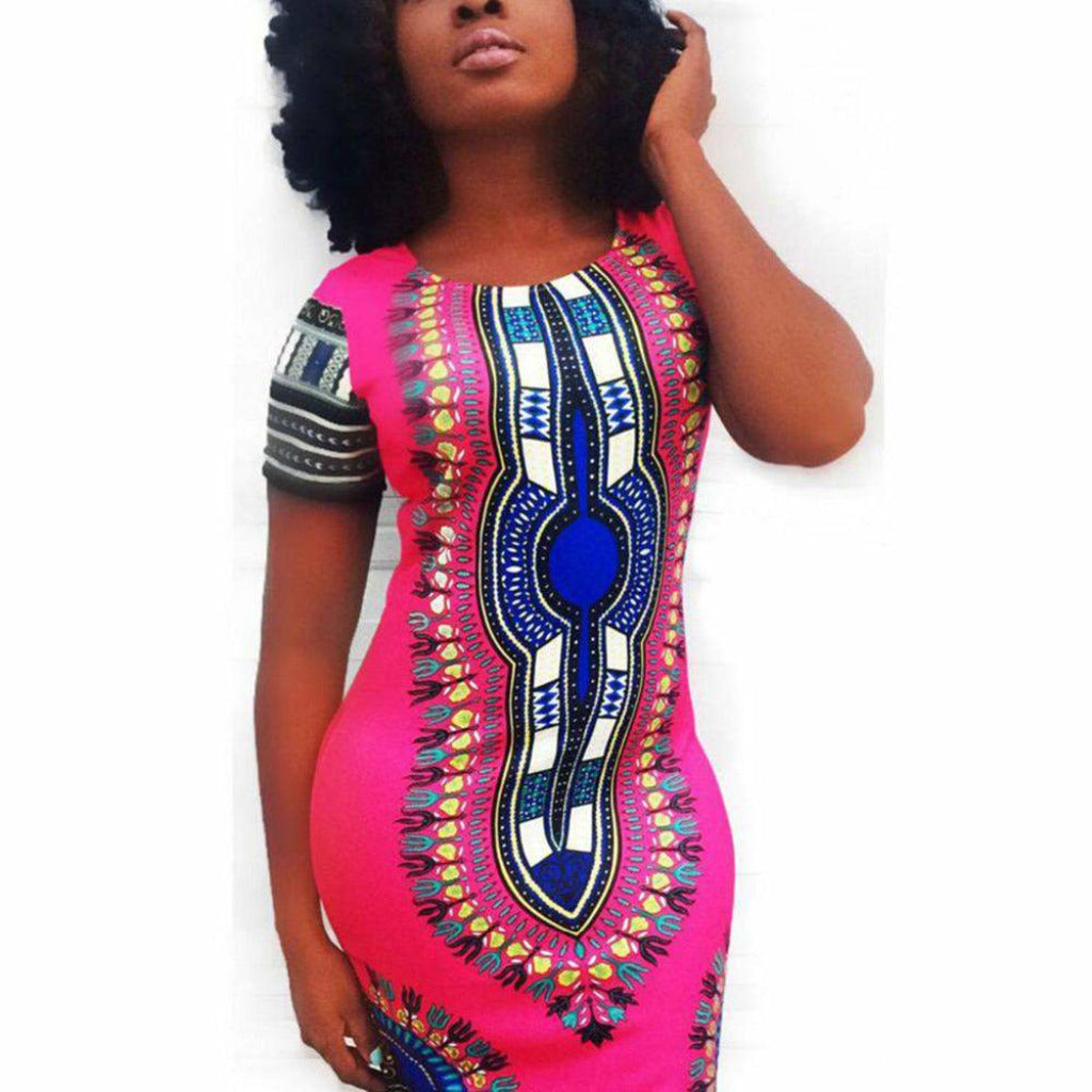 Robe African Style