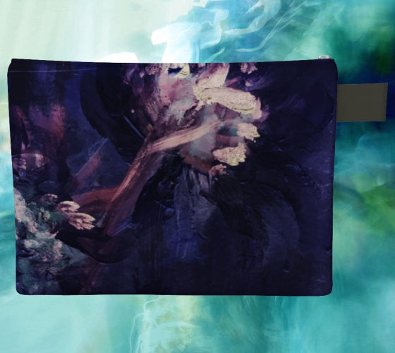 Magnolia Darling Clutch