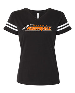 Ladies Ringer T