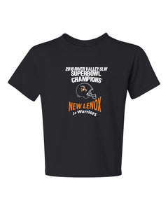 SLW Super Bowl T Shirt - Youth
