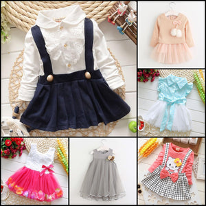 Baby Girl, Girl and Toddler's Dresses
