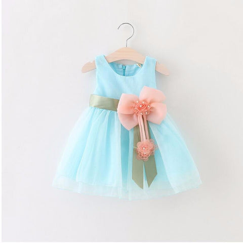 Tassels and Ruffles Dress