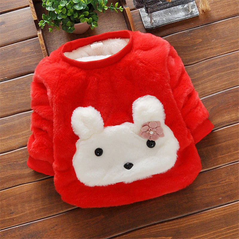 Cute Bear Winter Sweater