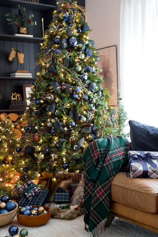 Amazing Farmhouse Christmas Trees