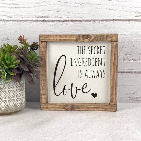 farmhouse wall decor quote