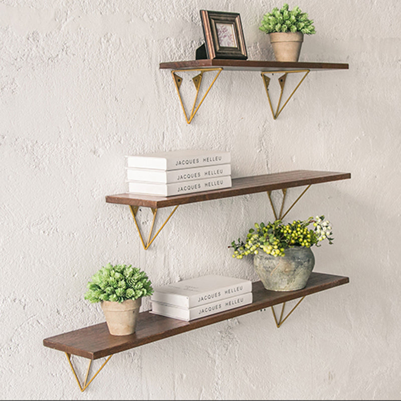 Industrial Style Farmhouse Shelves | Farmhouse Decor