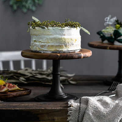 Lavinia Farmhouse Cake Stand | Farmhouse Decor