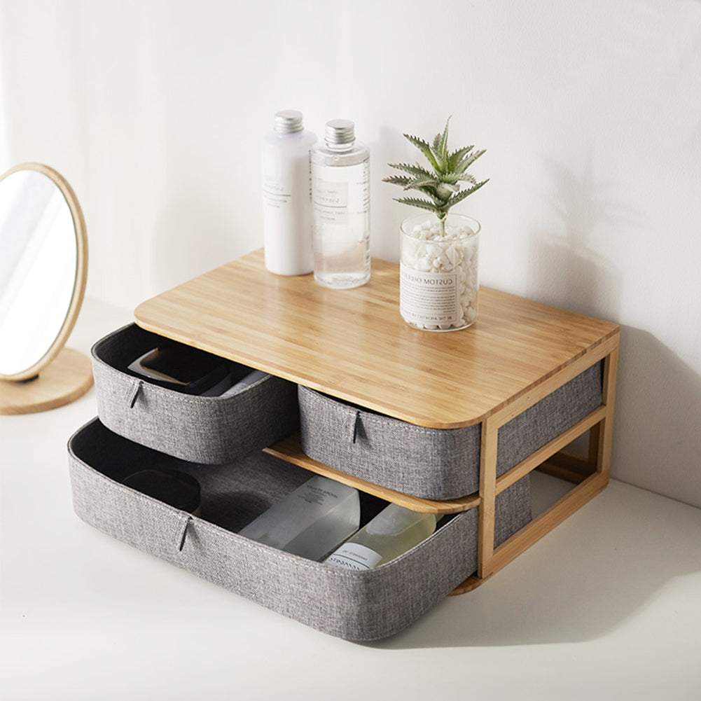 Lorelei Storage Box for Dressing Table | Farmhouse Decor