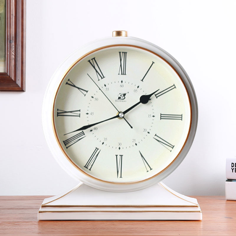 Sydney Classic Standing Farmhouse Clock | Farmhouse Decor