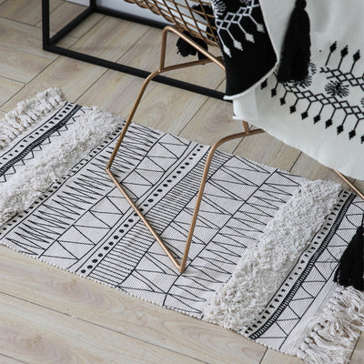 Jonas Farmhouse Rustic Rug | Farmhouse Decor