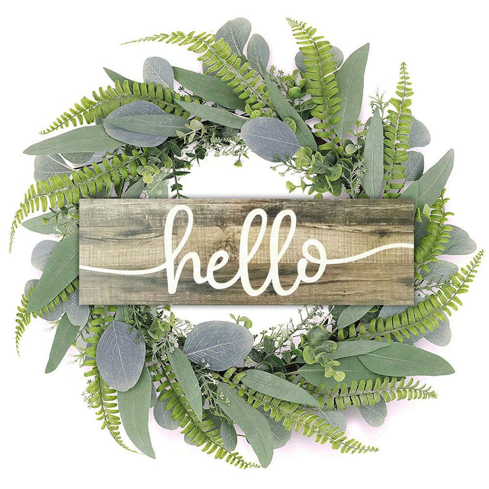 Hello Farmhouse Sign | Farmhouse Decor