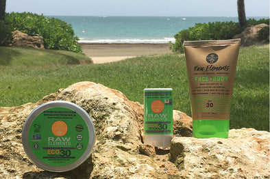 Safer Sunscreens For You & The Environment