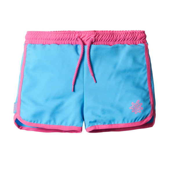 UV Skinz Girls Retro Boardshorts