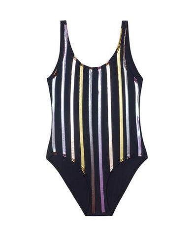 PilyQ Kids Midnight Gold Torey One Piece