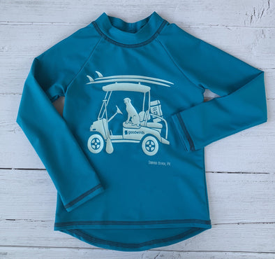 Kids Chili Long Sleeve Rashguard