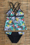 Skye Folia Tankini Top