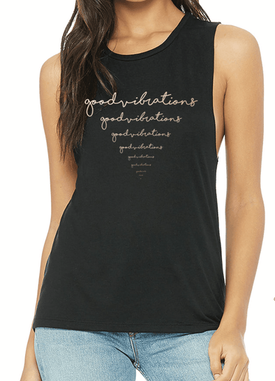 Ladies Good Vibrations Tank