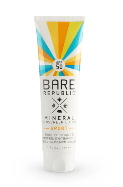 Bare Republic Mineral SPF 50 Body Sunscreen Lotion