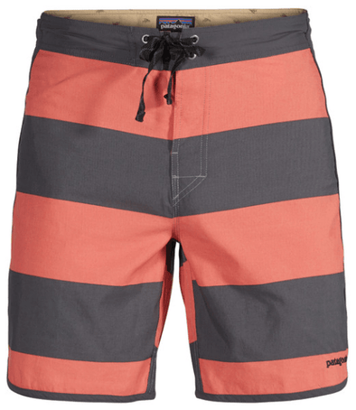 Patagonia Men's Scallop Hem Wavefarer Boardshorts