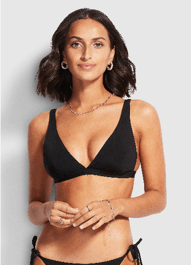 Seafolly Active Longline Tri