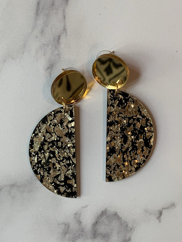 M3 by Monica Nika Earrings