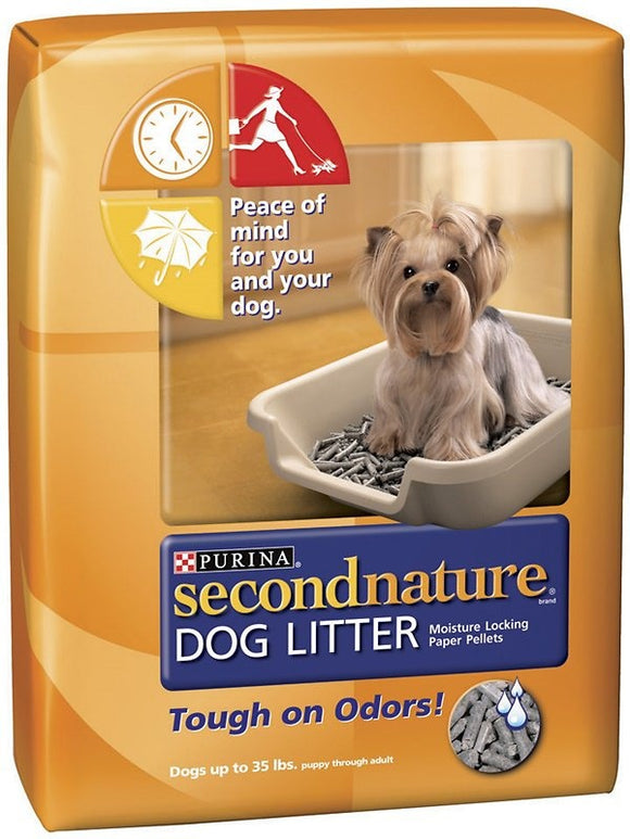 Purina SecondNature Dog Litter