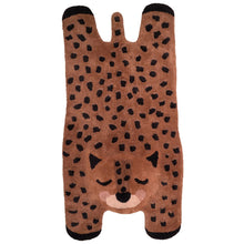 tapis little cheetah