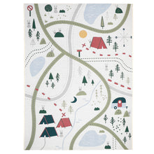 Tapis LITTLE CAMPER