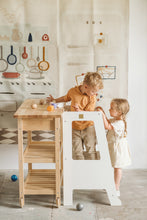 Tour d'Observation Montessori SCANDI BLANCHE