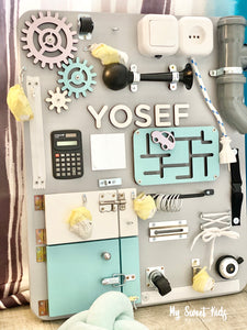 Busy Board STANDARD YOSEF