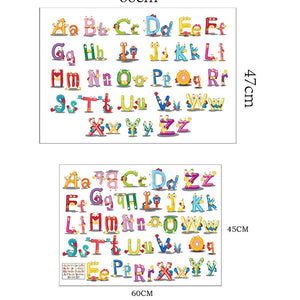 Sticker ALPHABET